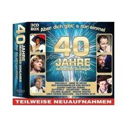 Musik: 40 Jahre Deutscher Schlager