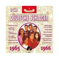 Musik: Deutsche Schlager 1965-1966