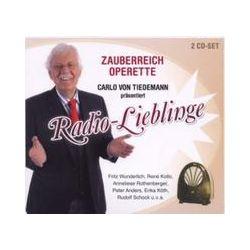 Musik: Radio Lieblinge: Zauberreich Operette  von Rothenberger, Wunderlich, Hallstein, Schock
