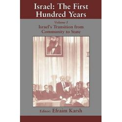 Israel, Israel's Transition from Community to State Volume I by Efraim Karsh, 9780714680248.