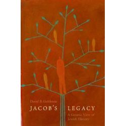 Jacob's Legacy, A Genetic View of Jewish History by David B. Goldstein, 9780300125832.