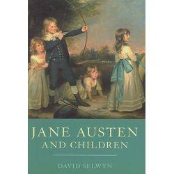 Jane Austen and Children by David Selwyn, 9781847250414.