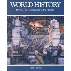 Janus World History Part Two Softcover Se 1991c by Fearon, 9780822473459.
