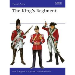 King's Regiment by Gilbert Alan Shepperd, 9780850451207.