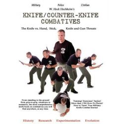 Knife Counter/Knife Combatives by W Hock Hochheim, 9781932113464.