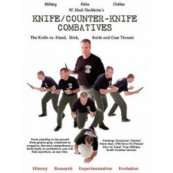 Knife / Counter-Knife Combatives by W Hock Hochheim, 9781932113402.