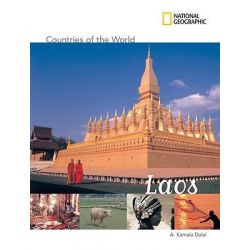 Laos, Laos by National Geographic Society, 9781426303883.
