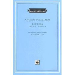 Letters, Books I-IV v. 1 by Angelo Poliziano, 9780674021969.