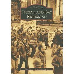 Lesbian and Gay Richmond by Beth Marschak, 9780738553689.