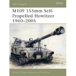 M109 155mm Self-propelled Howitzer, New Vanguard by Steven J. Zaloga, 9781841766317.