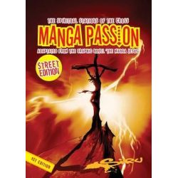Manga Passion by Ed Chatelier, 9780956973122.