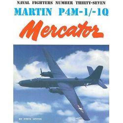 Martin P4M-1/1Q Mercator by Steve Ginter, 9780942612370.
