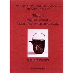 Meiji No Takara: Shibata Zeshin, Meihinshau =, Treasures of Imperial Japan : Masterpieces by Shibata Zeshin by Joe Earle, 9781874780083.