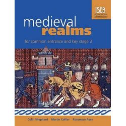 Medieval Realms for Common Entrance and Key Stage 3 by Tim Lomas, 9780340899847.