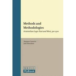 Methods and Methodologies, Aristotelian Logic East and West, 500-1500 by Margaret Cameron, 9789004188853.