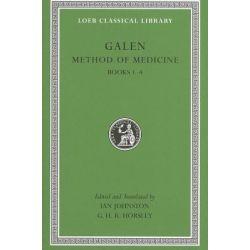 Method of Medicine, v. I, Bk. 1-4 by Galen, 9780674996526.