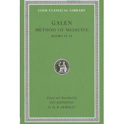 Method of Medicine, v. III, Bks. 10-14 by Galen, 9780674996809.