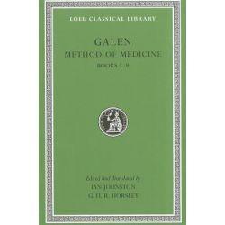 Method of Medicine, v. II, Bks. 5-9 by Galen, 9780674996793.