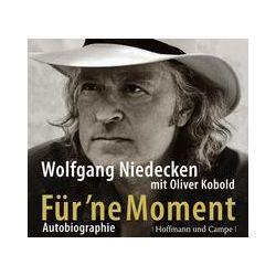 Hörbücher: Für 'ne Moment  von Wolfgang Niedecken