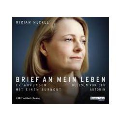Hörbücher: Brief an mein Leben  von Miriam Meckel