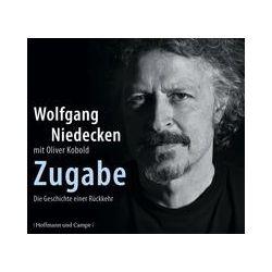 Hörbücher: Zugabe  von Wolfgang Niedecken