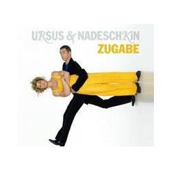 Hörbücher: Zugabe  von Ursus & Nadeschkin