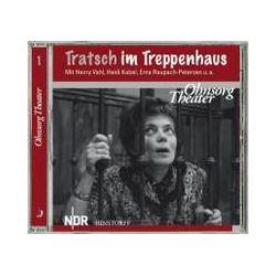 Hörbücher: Tratsch im Treppenhaus  von Heidi Kabel, Henry Vahl mit Erna Raupach-Petersen, Heidi Kabel, Henry Vahl