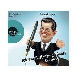 Hörbücher: Ich war Guttenbergs Ghost  von Norbert Hoppe