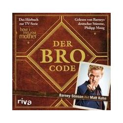Hörbücher: Der Bro Code  von Barney Stinson