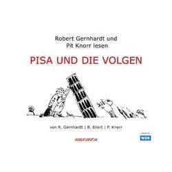 Hörbücher: PISA und die Volgen  von Pit Knorr, Bernd Eilert, Robert Gernhardt von Pit Knorr