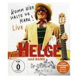 Hörbücher: Helge Schneider - Komm hier haste ne Mark! - Live  mit Helge Schneider