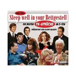 Hörbücher: Sleep well in your Bettgestell  von Eric Pfeil