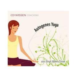 Hörbücher: CD Wissen Coaching. Yoga. CD  von Birgit Albers-Timm