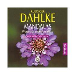 Hörbücher: Mandalas - Wege zur eigenen Mitte. CD  von Rüdiger Dahlke