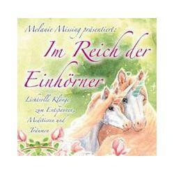 Hörbücher: Im Reich der Einhörner, Audio-CD  von Sayama, Melanie Missing