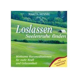 Hörbücher: Loslassen. Seelenruhe finden. CD  von Marita Hennig