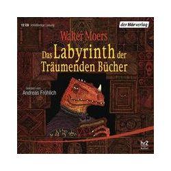 Hörbücher: Das Labyrinth der träumenden Bücher  von Walter Moers
