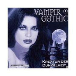 Hörbücher: Kreatur der Dunkelheit, 1 Audio-CD  von Martin Kay