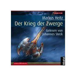 Hörbücher: Die Zwerge 2. Der Krieg der Zwerge  von Markus Heitz