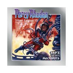 Hörbücher: Perry Rhodan, Silber Edition - Mechanica (remastered), 2 MP3-CDs  von William Voltz, Kurt Mahr, Kurt Brand, K.-H. Scheer, Clark Darlton