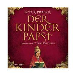 Hörbücher: Der Kinderpapst  von Peter Prange