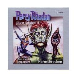 Hörbücher: Perry Rhodan Silber Edition 18. Hornschrecken  von William Voltz, Kurt Mahr, Kurt Brand, Karl-Herbert Scheer, Clark Darlton