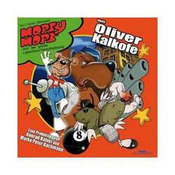 Hörbücher: Mopsy Mops  von Monty Arnold von Marco Peter Bachmann, Konrad Halver