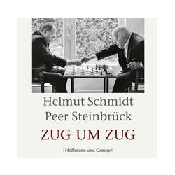 Hörbücher: Zug um Zug  von Helmut Schmidt, Peer Steinbrück