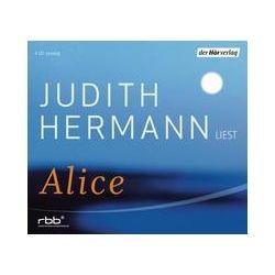 Hörbücher: Alice  von Judith Hermann