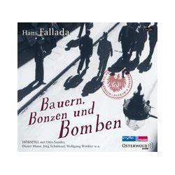 Hörbücher: Bauern, Bonzen und Bomben  von Hans Fallada von Jürgen Dluzniewski