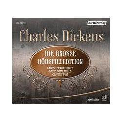 Hörbücher: Die große Hörspieledition  von Charles Dickens