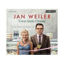 Hörbücher: Uwes letzte Chance  von Jan Weiler von Leonhard Koppelmann