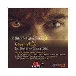 Hörbücher: Meister Des Schreckens (6)  von Oscar Wilde von Ascan Bargen