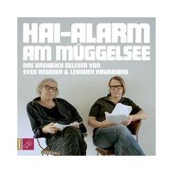 Hörbücher: Hai-Alarm am Müggelsee  von Sven Regener, Leander Haussmann
